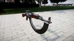 A AK-47 Colimador e HICAP