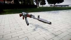 A AK-47 Focinho de freio