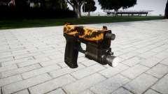 Pistola HK USP 45 tigre