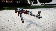 A AK-47 Estoque
