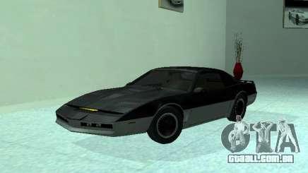 Pontiac Trans-Am K.A.R.R. para GTA San Andreas