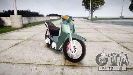 Yamaha Crypton para GTA 4