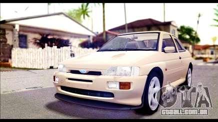 Ford Escort RS Cosworth [HQLM] para GTA San Andreas
