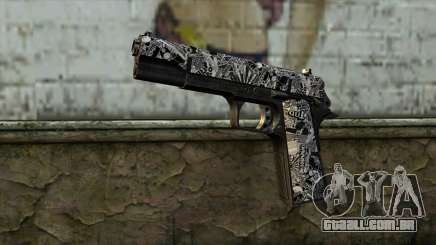 Nova Arma v1 para GTA San Andreas