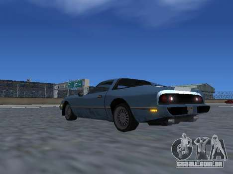 New Phoenix para as rodas de GTA San Andreas