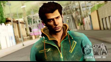 Ajay Ghale from Far Cry 4 para GTA San Andreas terceira tela