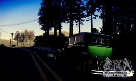 Albany Roosevelt (GTA V) para GTA San Andreas vista direita