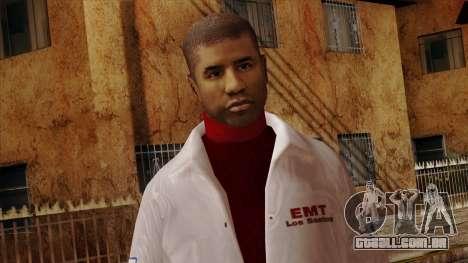 Doctor Skin 2 para GTA San Andreas terceira tela