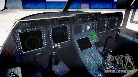 Bell CV-22 Osprey [EPM] para GTA 4 vista direita