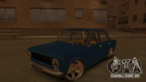 VAZ 2101 para GTA 4 interior