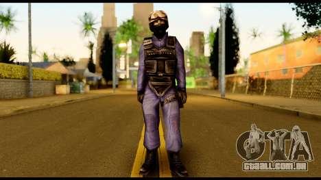 Counter Strike Skin 5 para GTA San Andreas