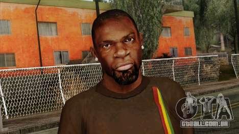 GTA 4 Skin 79 para GTA San Andreas terceira tela