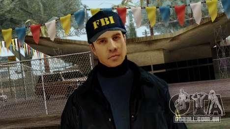 Police Skin 3 para GTA San Andreas terceira tela