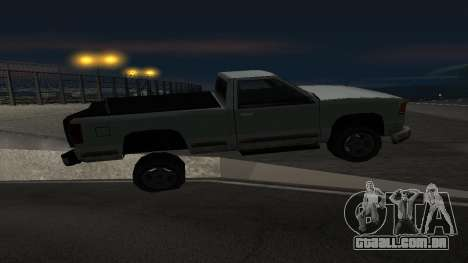 Nova física de máquinas para GTA San Andreas terceira tela