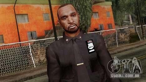 GTA 4 Skin 39 para GTA San Andreas terceira tela