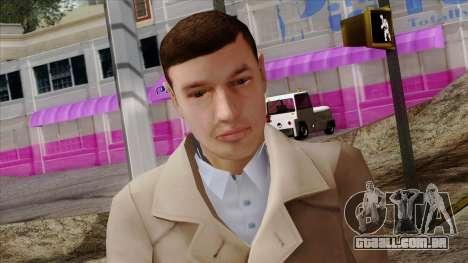 GTA 4 Skin 89 para GTA San Andreas terceira tela