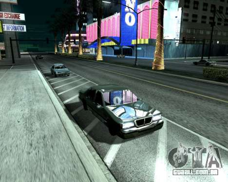 Artificial ENB para baixa de PC para GTA San Andreas segunda tela