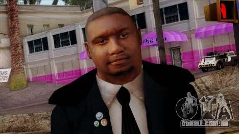 GTA 4 Skin 34 para GTA San Andreas terceira tela