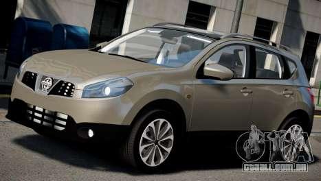 Nissan Qashqai 2011 para GTA 4