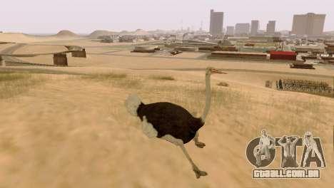 A possibilidade de GTA V para jogar com os anima para GTA San Andreas segunda tela
