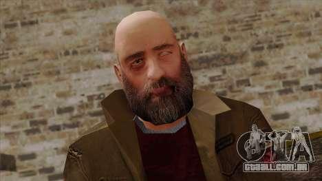 GTA 4 Skin 62 para GTA San Andreas terceira tela