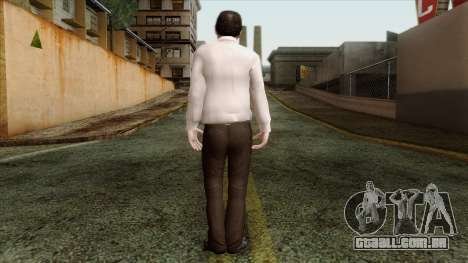 GTA 4 Skin 36 para GTA San Andreas segunda tela