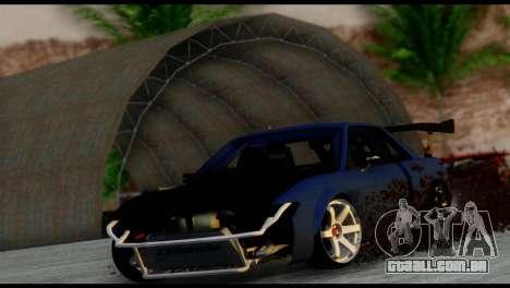 Nissan Silvia S13 DC Hunter para GTA San Andreas