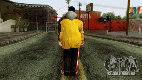 GTA 4 Skin 31 para GTA San Andreas segunda tela