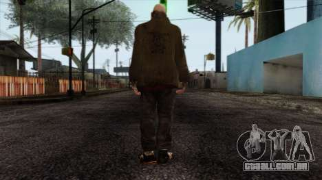 GTA 4 Skin 62 para GTA San Andreas segunda tela