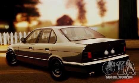 BMW 525 E34 Rims para GTA San Andreas
