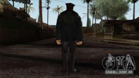 Police Skin 6 para GTA San Andreas segunda tela