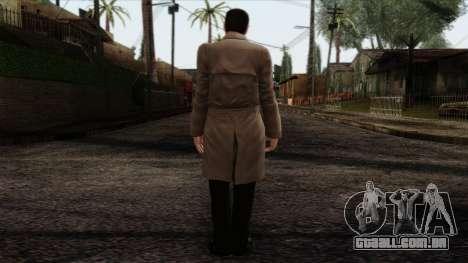 GTA 4 Skin 89 para GTA San Andreas segunda tela