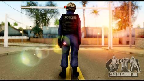 Counter Strike Skin 5 para GTA San Andreas segunda tela
