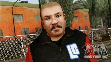 GTA 4 Skin 69 para GTA San Andreas terceira tela