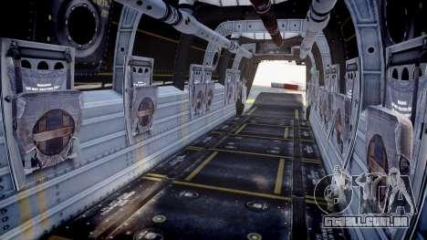 Bell CV-22 Osprey [EPM] para GTA 4 vista de volta