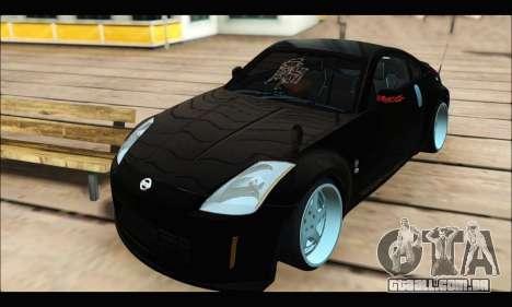 Nissan 350Z Rock para GTA San Andreas