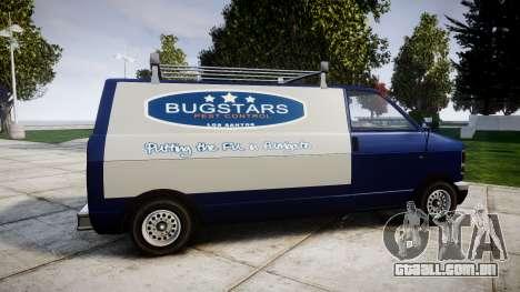 Declasse Burrito Bugstars para GTA 4