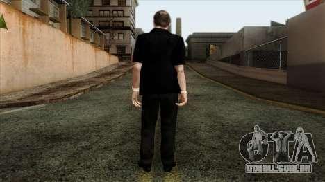 GTA 4 Skin 76 para GTA San Andreas segunda tela
