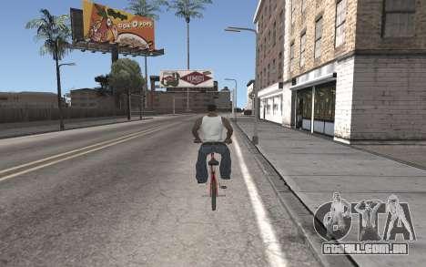 Colormod para GTA San Andreas segunda tela