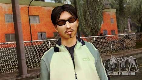 GTA 4 Skin 29 para GTA San Andreas terceira tela