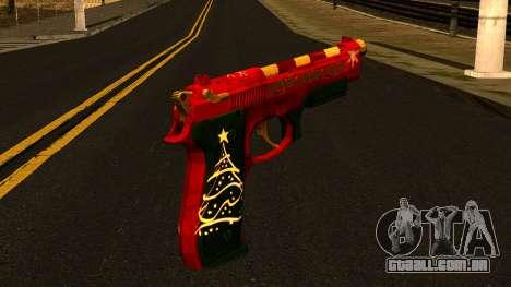 Natal Arma para GTA San Andreas segunda tela