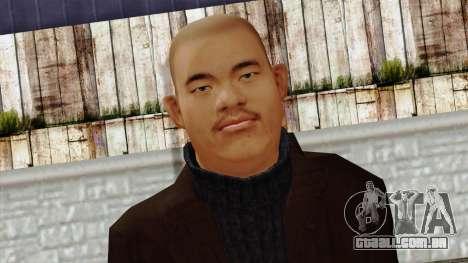 GTA 4 Skin 92 para GTA San Andreas terceira tela