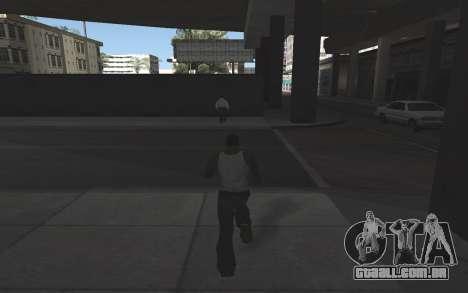 Colormod para GTA San Andreas terceira tela