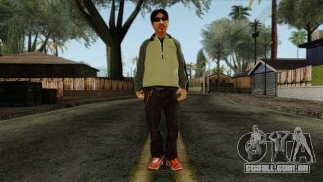 GTA 4 Skin 29 para GTA San Andreas