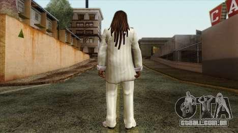 GTA 4 Skin 26 para GTA San Andreas segunda tela