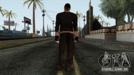 GTA 4 Skin 42 para GTA San Andreas segunda tela