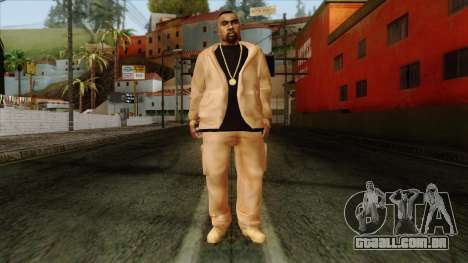 GTA 4 Skin 30 para GTA San Andreas