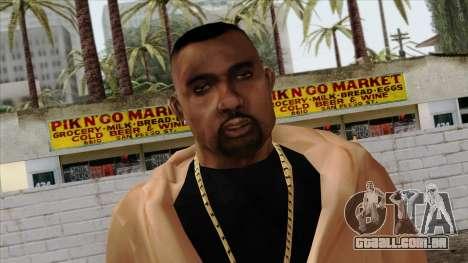 GTA 4 Skin 30 para GTA San Andreas terceira tela