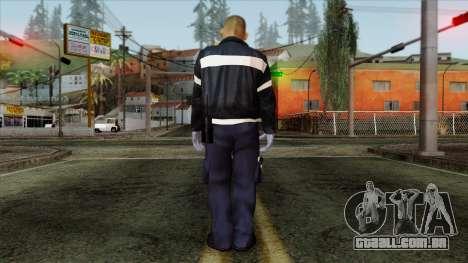 GTA 4 Skin 44 para GTA San Andreas segunda tela