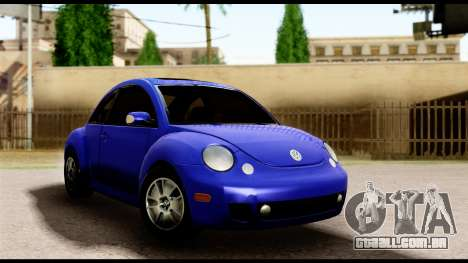 Volkswagen New Beetle para GTA San Andreas